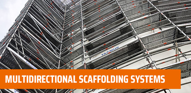 multidirectional scaffolding systems - Main Home