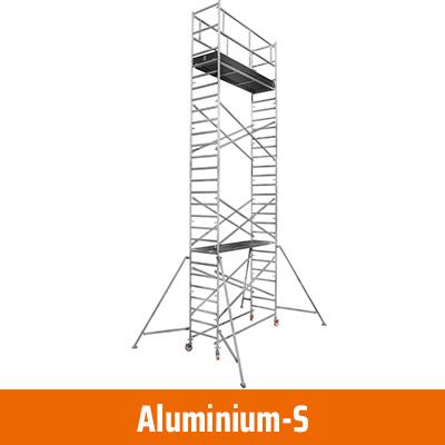 Aluminium S 1 - Mobile Scaffolding System